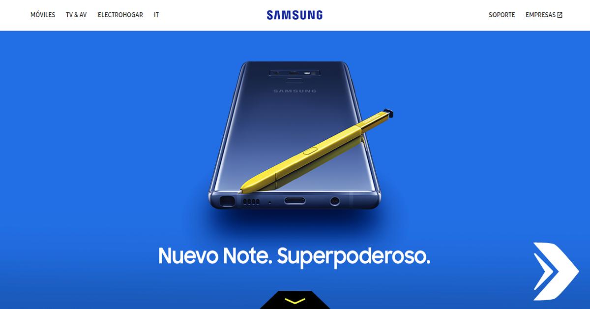 Caso Samsung Gerentes LinkedIn