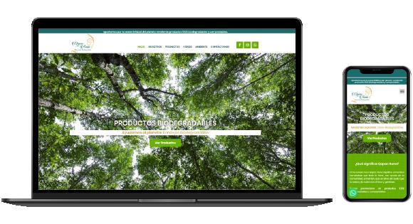 ejemplo diseño de pagina web 1