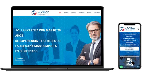 ejemplo diseño de pagina web 2