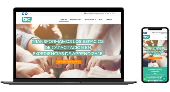 ejemplo diseño de pagina web 3